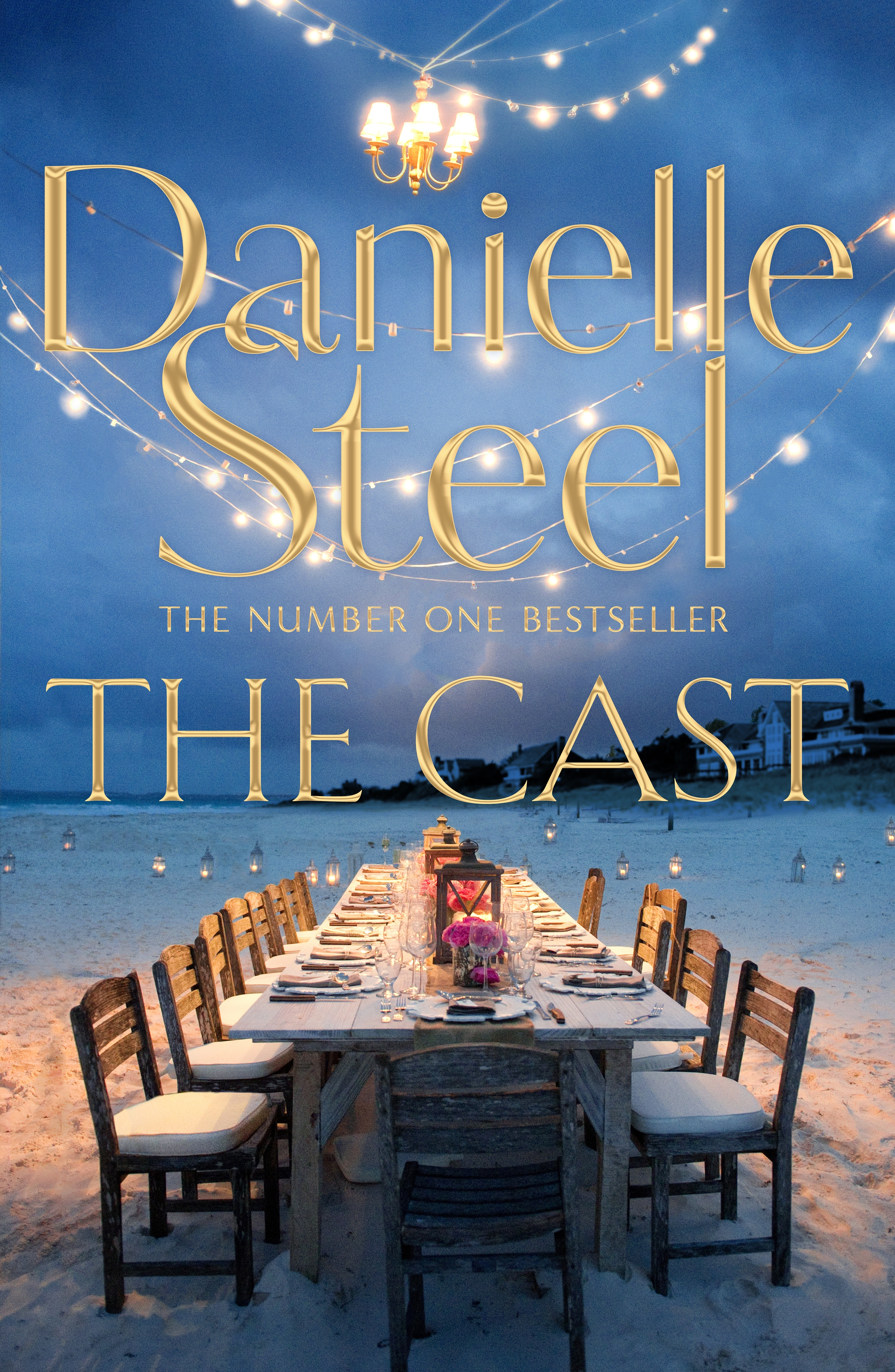 Papertree| THE CAST Bestselling author Danielle Steel ...